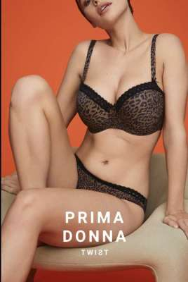 Prima Donna Twist Serie Covent Garden leoprint